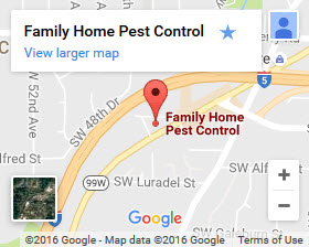 Family Home Pest Control on Google Maps